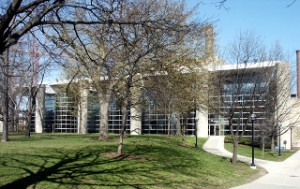 Image result for photo of power center for the performing arts